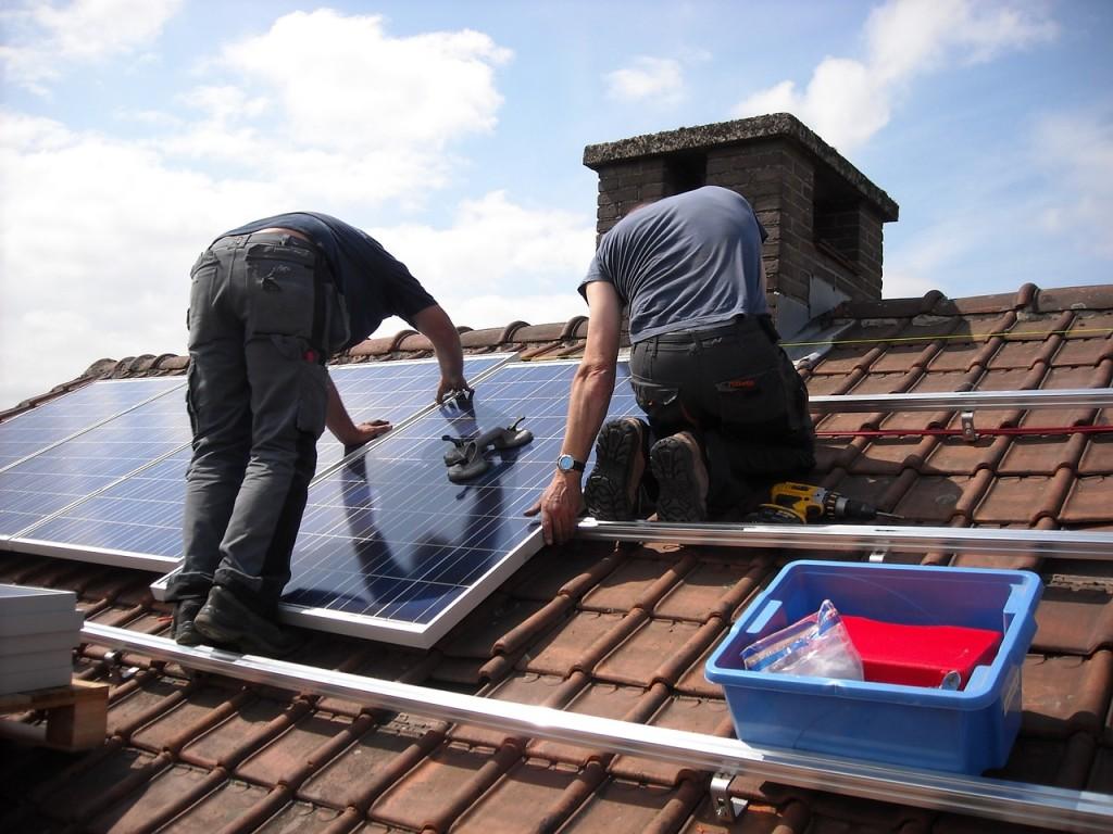 zabezpieczanie paneli solarnych