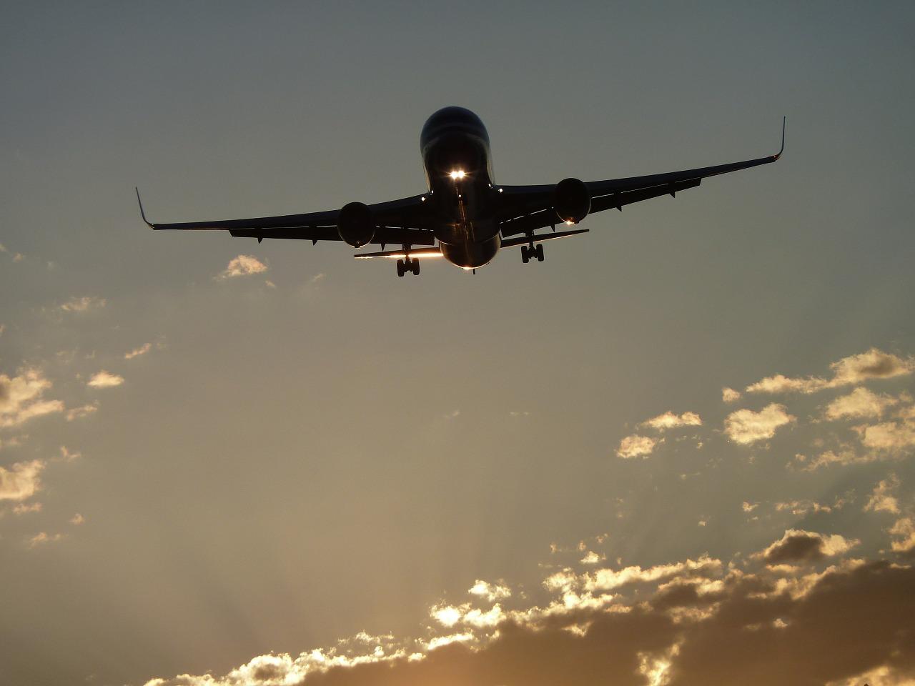 Kolektory słoneczne w lotnictwie