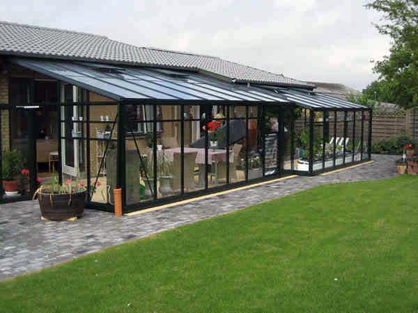 szklarnie ogrodowe