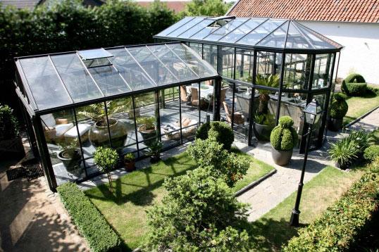 oranżerie, szklarnie ogrodowe, szklarnie przydomowe